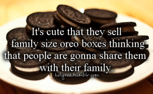 Oreo Quote Funny